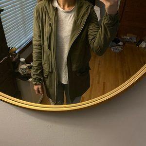 Lululemon anorak/utility coat LIKE NEW